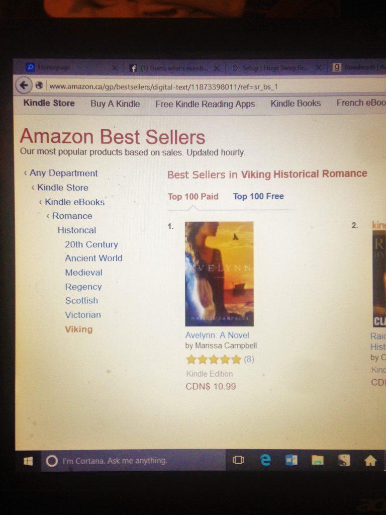 Amazonca Best Seller (2)